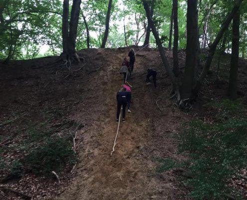 Kamp - klimmen